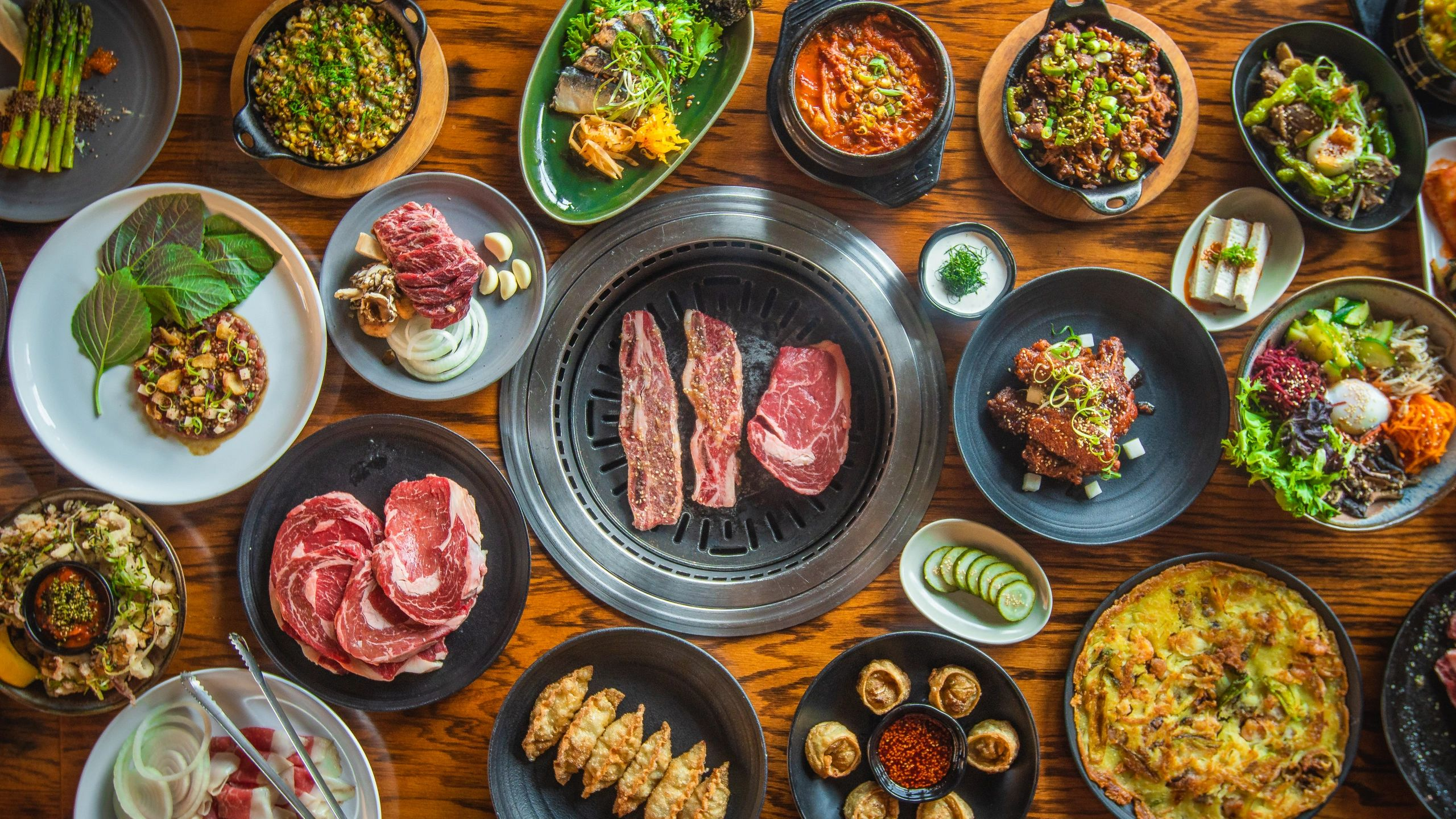 Perilla Korean American Fare Korean Restaurant Perilla Korean American Fare