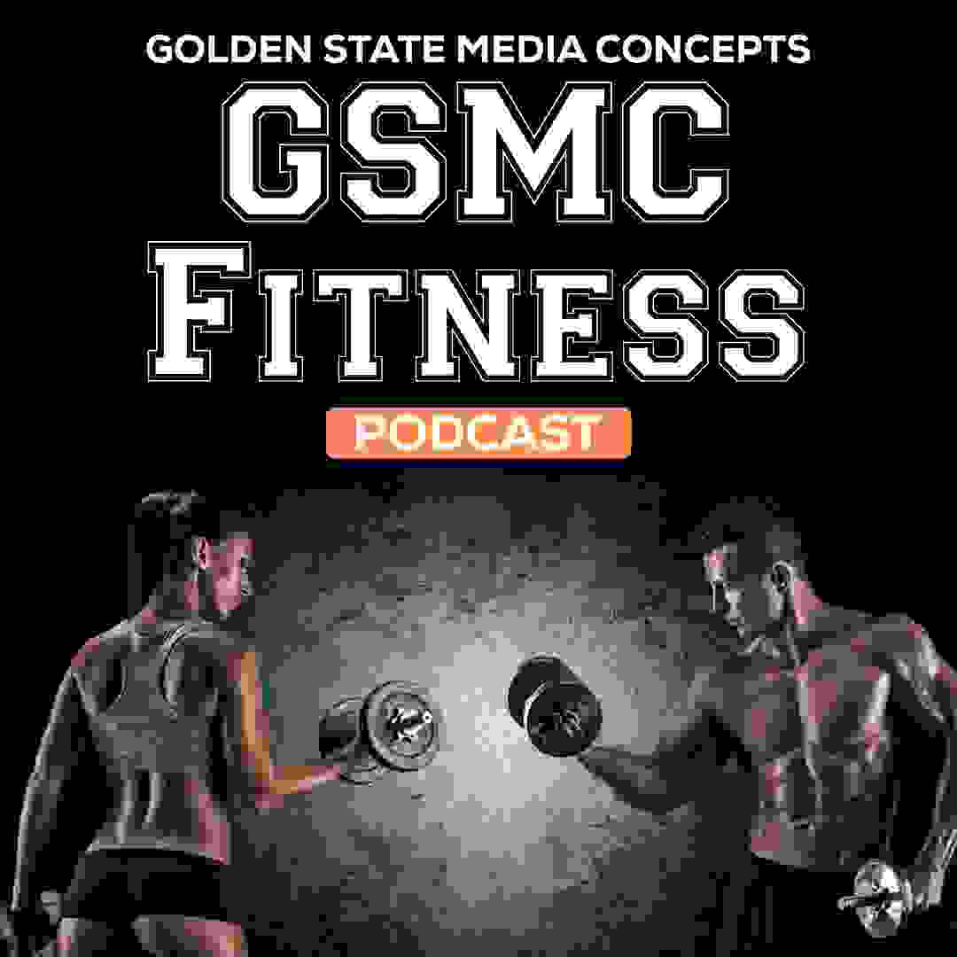 IMAGE OF 金州媒体概念' (GSMC) FITNESS PODCAST COVER