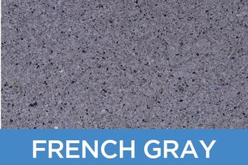 FRENCH GRAY KKFRNCHGRY KRYSTALKRETE CL INDUSTRIES SWIMMING POOL SURFACE FINISH FROM ARTISTIC POOLS