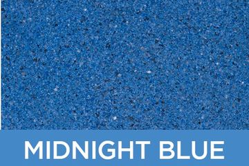 MIDNIGHT BLUE KKMIDBLUE KRYSTALKRETE CL INDUSTRIES SWIMMING POOL SURFACE FINISH FROM ARTISTIC POOLS