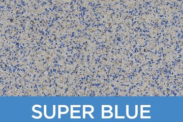 SUPER BLUE KKSUPBLUE KRYSTALKRETE BY CL INDUSTRIES SWIMMING POOL SURFACE FINISH FROM ARTISTIC POOLS