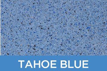 TAHOE BLUE KKTAHBLE KRYSTALKRETE BY CL INDUSTRIES SWIMMING POOL SURFACE FINISH FROM ARTISTIC POOLS