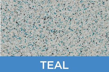 TEAL KKTEAL KRYSTALKRETE BY CL INDUSTRIES SWIMMING POOL SURFACE FINISH FROM ARTISTIC POOLS