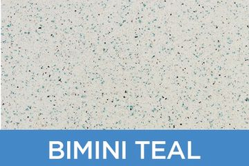 HBT BIMINI TEAL HYDRAZZO BY CL INDUSTRIES SWIMMING POOL SURFACE FINISH FROM ARTISTIC POOLS