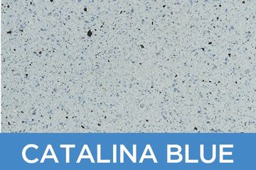 HYDCATLNABLU CATALINA BLUE HYDRAZZO CL INDUSTRIES SWIMMING POOL SURFACE FINISH FROM ARTISTIC POOLS
