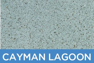 HYDCYMNLGN CAYMAN LAGOON HYDRAZZO BY CL INDUSTRIES SWIMMING POOL SURFACE FINISH FROM ARTISTIC POOLS