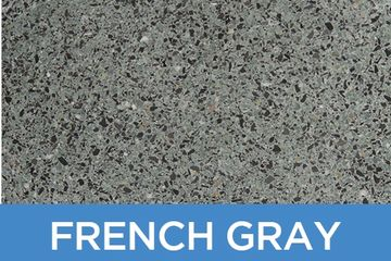 HYDFRNCHGRY FRENCH GRAY HYDRAZZO BY CL INDUSTRIES SWIMMING POOL SURFACE FINISH FROM ARTISTIC POOLS