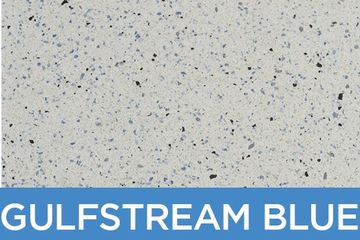 HYDGLFSTMBLU GULFSTREAM BLUE HYDRAZZO CL INDUSTRIES SWIMMING POOL SURFACE FINISH FROM ARTISTIC POOLS