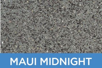 HYDMAUIMIDN MAU MIDNIGHT HYDRAZZO BY CL INDUSTRIES SWIMMING POOL SURFACE FINISH FROM ARTISTIC POOLS