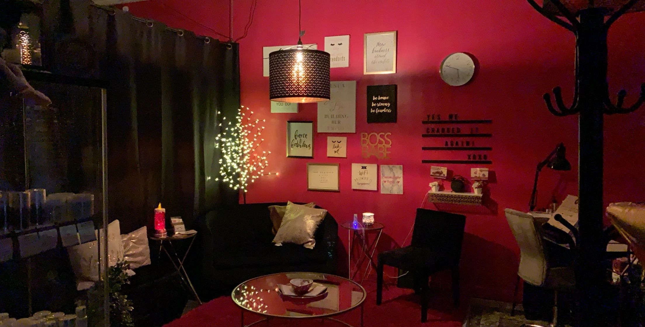 Services Red Hot Beauty Lounge