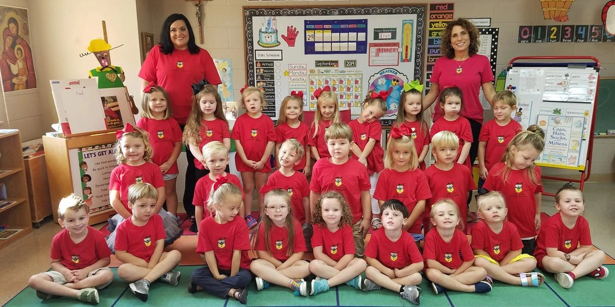 Leading preschool in Paris, TN