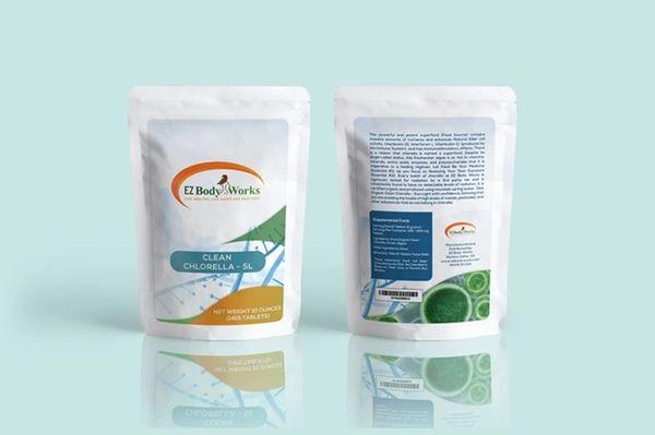 Organic Clean Chlorella