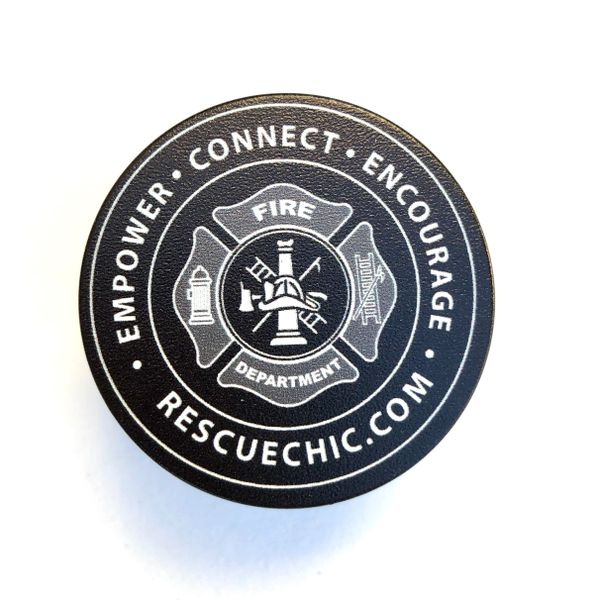 Maltese Cross Firefighter cell phone holders