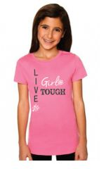 Live Girl Tough - Girls