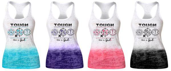 Tough Girl Tank-Top