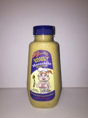 Saucy Sows Moonshine Mustard 12 oz