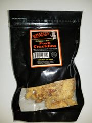 Saucy Sows Pork Cracklins 8 oz