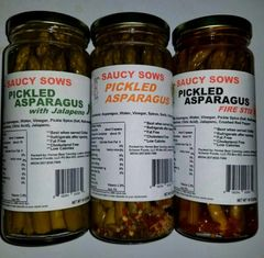 Original Pickled Asparagus