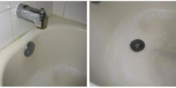 Paint Free Hotel Bathtub Refinishing