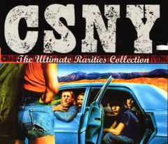 Crosby, Stills, Nash & Young - The Ultimate Rarities Collection (4 CD's