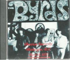 Byrds - Washington, DC. 1970 (CD)