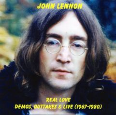 John Lennon (Beatles) - Real Love (Demos, Outtakes & Live) (2 CD's)