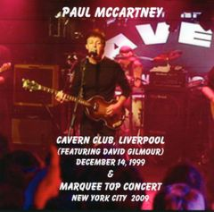 Paul McCartney - Cavern Club 1999 & Marquee Top 2009 (CD)
