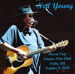 Neil Young w/Paul McCartney - Indio, CA. 2016 (2 CD's)