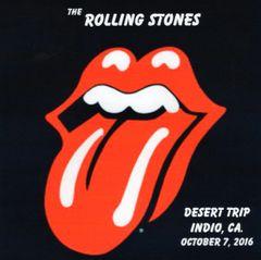 Rolling Stones - Indio, CA. 2016 (2 CD's)
