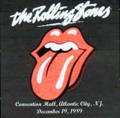 Rolling Stones - Atlantic City 1989 (2 CD's)