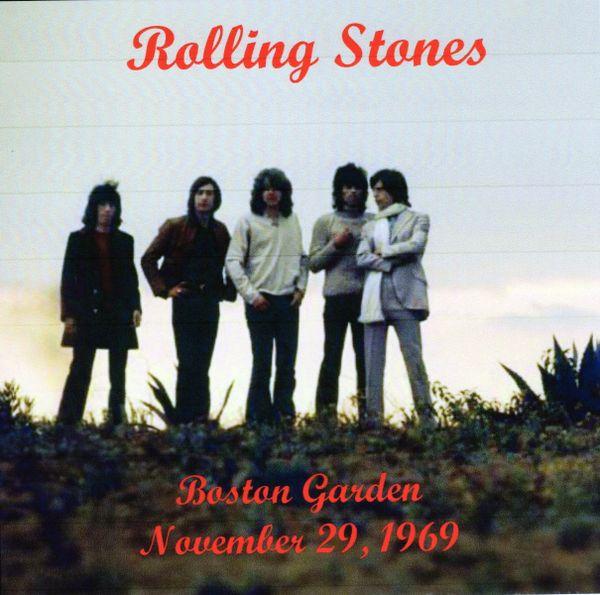 Rolling Stones - Boston, MA  1969 Late Show (CD)