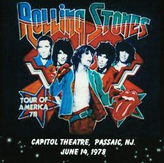 Rolling Stones - Passaic, NJ. 1978 (2CD's)