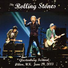 Rolling Stones - Glastonbury 2013 (2 CD's)