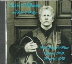 Chris Hillman - Acoustic In Roslyn 1978 (CD)