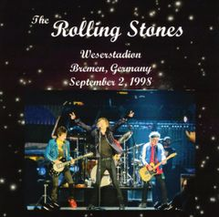 Rolling Stones - Bremen, Germany 1998 (2 CD's)