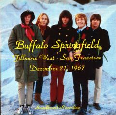Buffalo Springfield - San Francisco 1967 (CD)