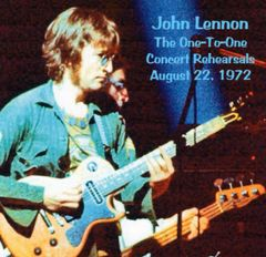 John Lennon (Beatles) - One-To-One Concert Rehearsals (CD)