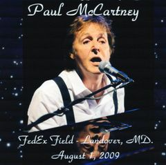 Paul McCartney - Landover 2009 (2 CD's)