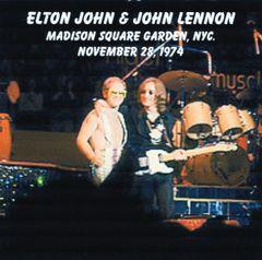 Elton John & John Lennon - New York City 1974 (CD)