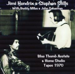 Jimi Hendrix & Stephen Stills - Home Studio Tapes 1970 (CD)