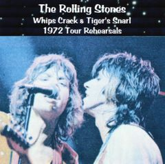 Rolling Stones - 1972 Tour Rehearsals (2 CD's)