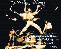 Rolling Stones - New York City 1975 (3 CD's)