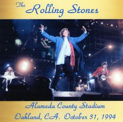 Rolling Stones - Oakland 1994 (2 CD's, SBD)