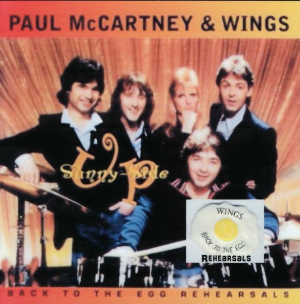 Paul McCartney & Wings - Back To The Egg Rehearsals (2 CD's, SBD)