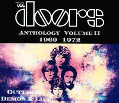 Doors - Anthology Volume 2 1969-1972 (4 CD's, SBD)