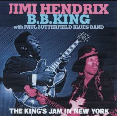 B.B. King & Jimi Hendrix - The King's Jam In NY. (2 CD's, SBD)