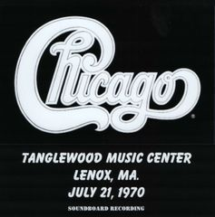 Chicago - Lenox, MA. 1970 (2 CD's, SBD)