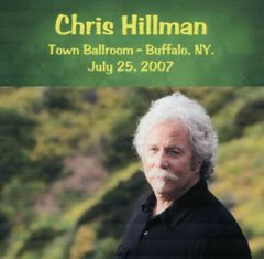 Chris Hillma - Buffalo 2007 (CD)