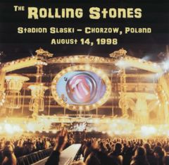 Rolling Stones - Chorzow, Poland 1998 (2 CD's. SBD)