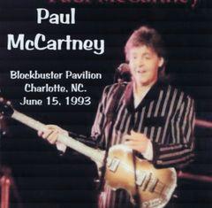 Paul McCartney - Charlotte, NC. 1993 (2 CD's, SBD)
